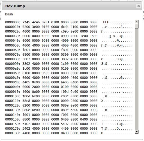 WebDAV CGI - Documentation: Simple View Extensions